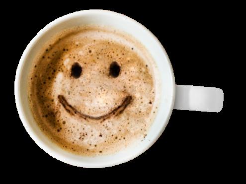 Kostenloses Kennenlerngespräch bei einer Tasse Kaffee mit TEAM MÜLLER